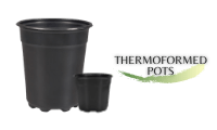 Thermoformed Pots